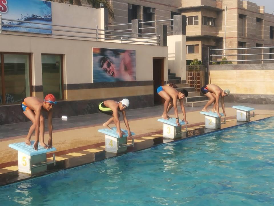 Swimming pool - Swimming pool in vaishali ghaziabad ...